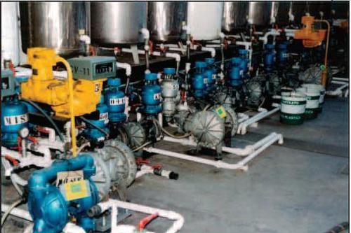 所有cd型泵均拥有密闭腔,液压平衡/耦合泵和驱动器隔膜组件的独特设计图片