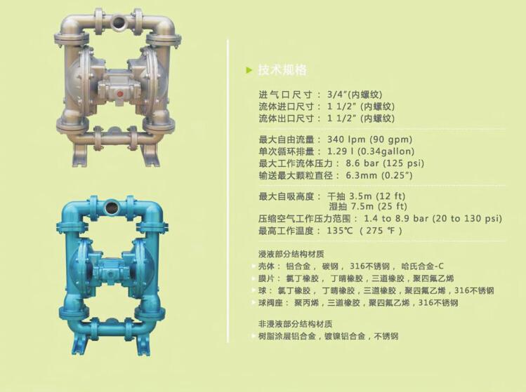 MST40金属泵