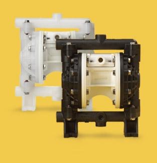 VERSA-MATIC塑料泵